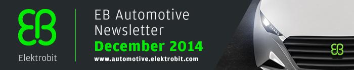 Elektrobit Automotive Newsletter