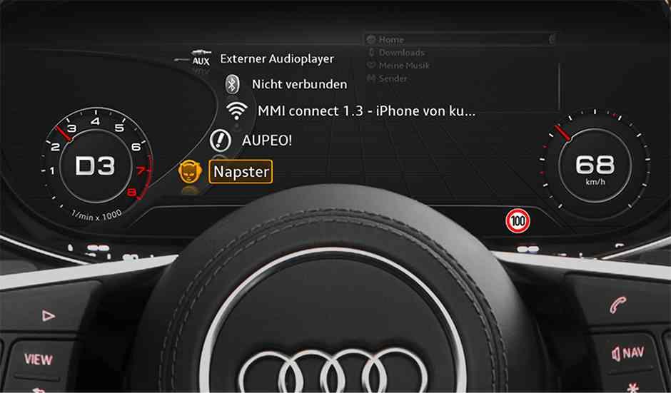 Audi EB GUIDE