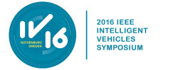 2016 IEEE Intelligent Vehicles Symposium