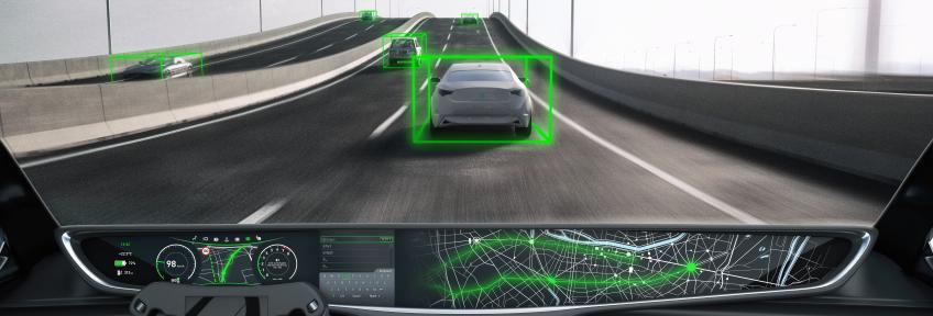 EB robinos Predictor - connected electronic horizon
