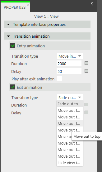 eb guide 6 7 view transition animations elektrobit