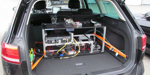 Automated driving development test tools for Continental - Elektrobit