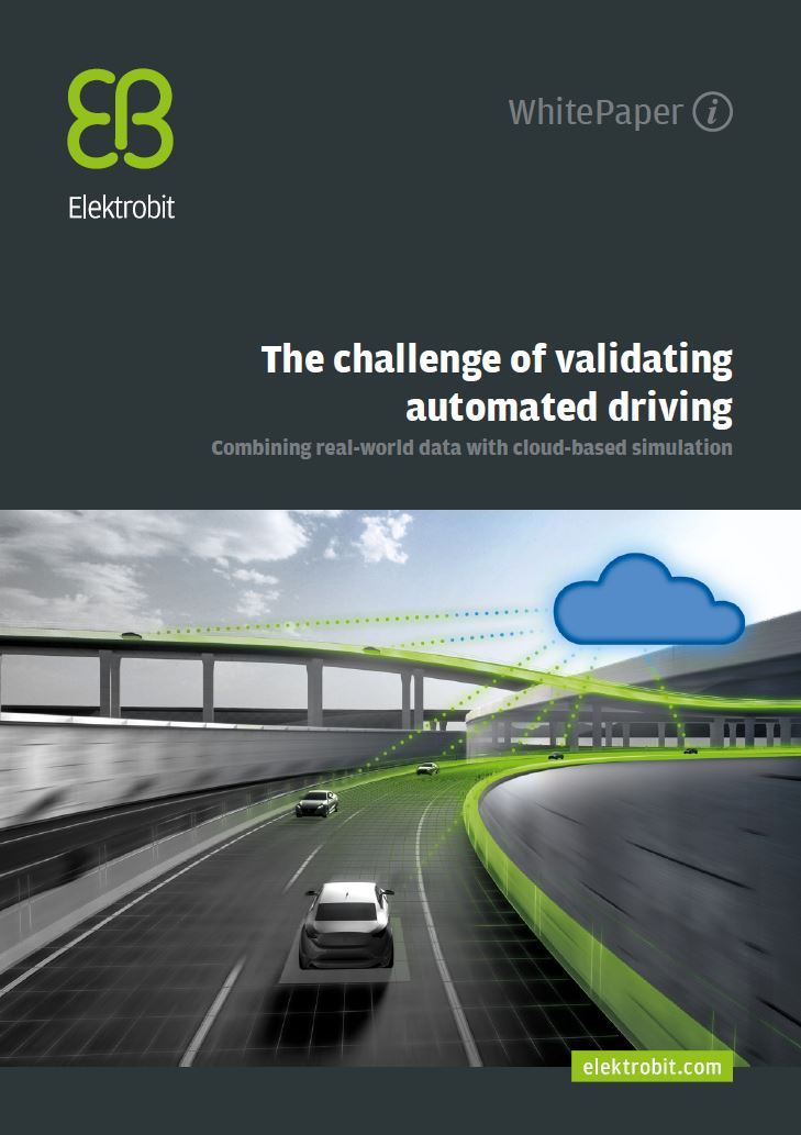 The challenge of validating automated driving