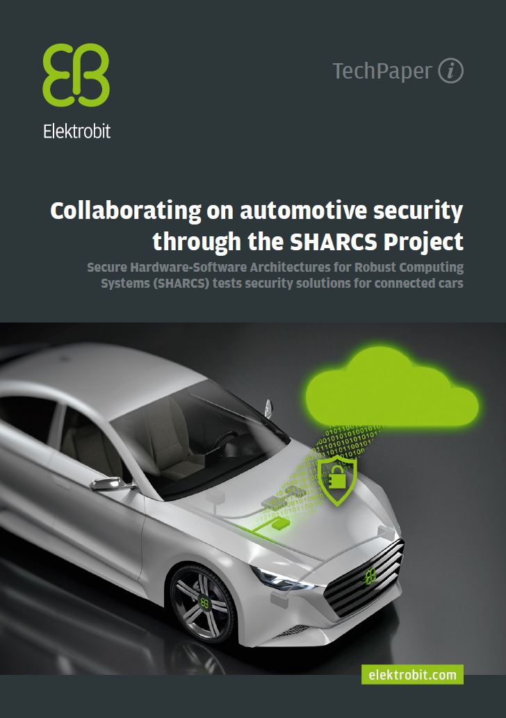 Collaborating on automotive security through the SHARCS project