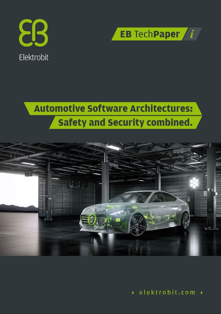 Automotive Software Architectures - Safety and Security combined