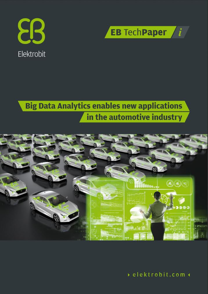 Big data analytics enables new applications in automotive industry