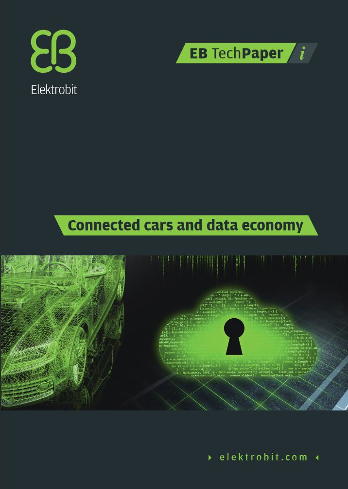 Connected cars and data economy