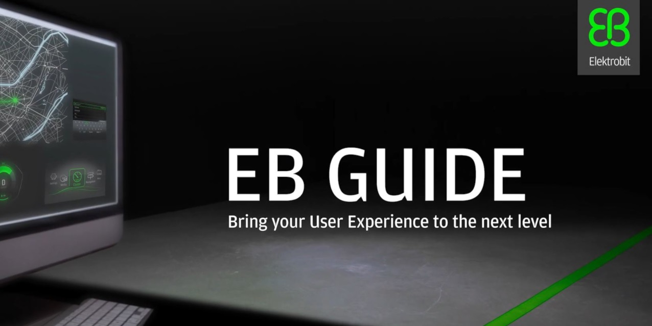 EB GUIDE HMI development tool