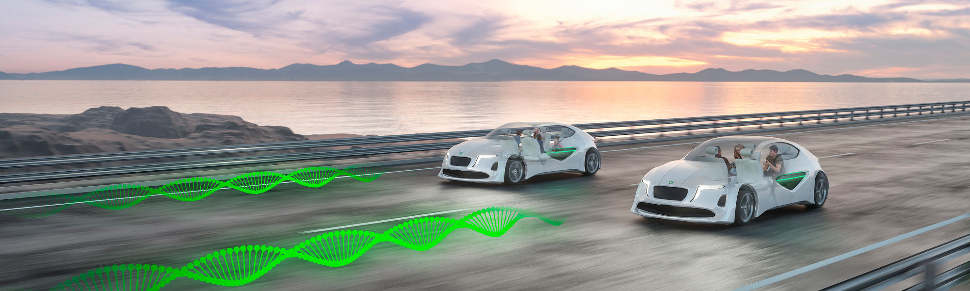 EB robinos – Automated driving software components