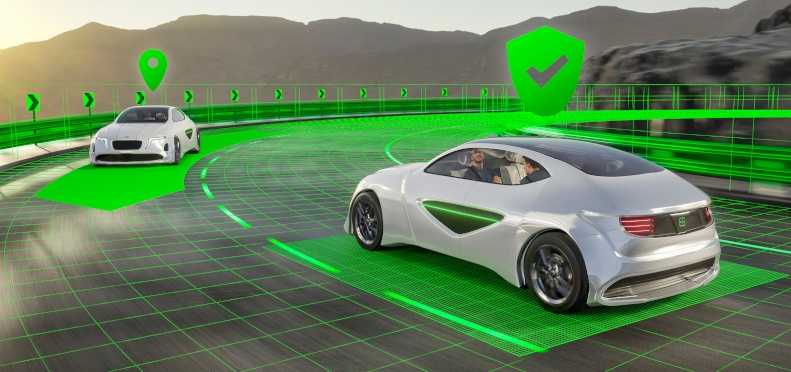 The Intelligent Speed Assistance complements the set of safety-related applications car makers can offer to their customers