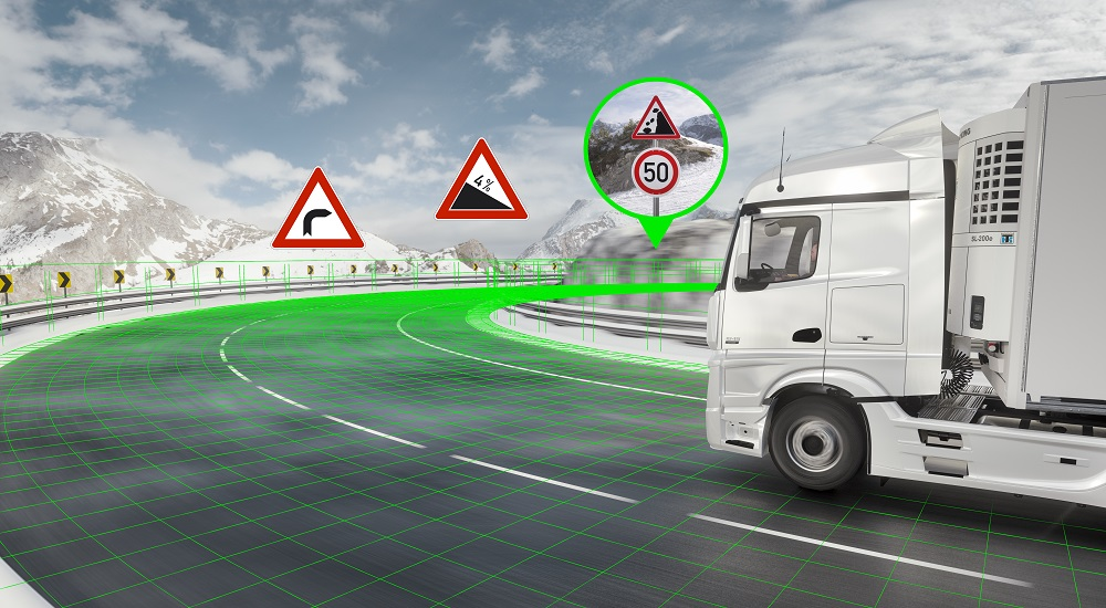 Intelligent Speed Assistance systems can help you to drive safely by displaying the current speed limit and much more
